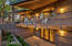 Rear Covered Patio / Wood Deck