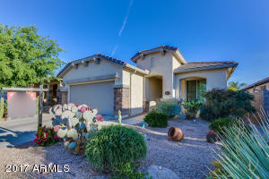 Welcome to your new home in the highly desirable Solera at Johnson Ranch community!