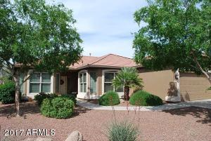 3768 E. Hazeltine Way, Chandler, AZ 85249 on # 5 fairway of Lone Tree golf course.
