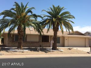 17227 N COUNTRY CLUB Drive, Sun City, AZ 85373