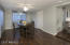 Flex Space the could be family room, game room, office, and much more!