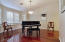 Formal Dining Room with direct access to Kitchen