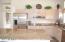 spacious upgraded kitchen