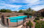 7279 E WHISPERING WIND sparkling pool with Acapulco step