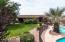 7279 E WHISPERING WIND lush yard adjacent to pool