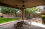 7279 E WHISPERING WIND back patio featuring both oases