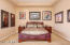 Master Bedroom Suite With His/Her Overhead Reading Lights