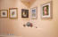Several Built-in Niches Can House and Display Your Favorite Art/Decor Pieces
