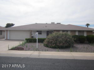 10816 W ROUNDELAY Circle, Sun City, AZ 85351