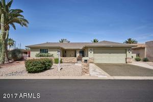 25866 S NEW TOWN Drive, Sun Lakes, AZ 85248