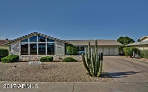 10401 W BROOKSIDE Drive, Sun City, AZ 85351