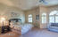 ROMANTIC SPLIT FLOORPLAN MASTER SUITE WITH DOUBLE DOOR ENTRY!