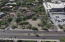 Overhead view of lot.