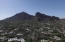 Views of Camelback from Property.