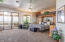 Romantic & spacious Master Bedroom suite with a large patio with views of Camelback Mountain