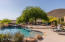 Heated pool & spa - Over 2,000 sq.ft. of flagstone on patios
