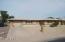 Stucco Exterior, Attractive Desert Landscape
