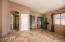 Great room with Custom Tile & deco insets throughout.