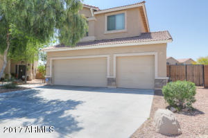 17828 N GATUN Avenue, Maricopa, AZ 85139