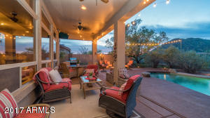 Extended Patio is the Perfect for Outdoor Dining
