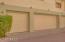 Single door and double door to Unit #10 garages.