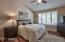 Vaulted Ceilings, Custom Paint And Plantation Shutters.