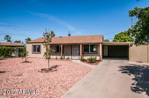 2801 N 71st  Place Scottsdale, AZ 85257