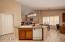 Kitchen Island opens to the casual dining space. Large Pantry.