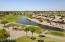 Prime golf course location. Fairway is across the lake from the backyard.