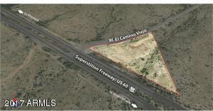 16587 W EL CAMINO VIEJO, -, Gold Canyon, AZ 85118