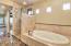 updated master bathroom!!