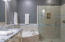 MASTER BATH - TOTALLY REMODELED