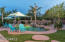 HUGE lot with low-maintenance artificial turf!