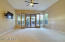 Gorgeous master suite with separate entrance