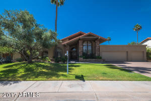 9881 E Doubletree Ranch Road - Welcome Home
