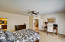 Ceiling fans in all bedrooms