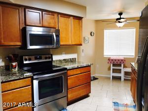 New Kitchen Cabinets & Stainless Steel Appliances