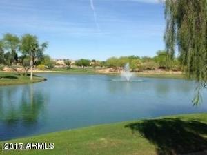 Beautiful Silverado lake and fountain just outside your condo
