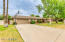Large lot setbacks provides estate privacy and off-street parking for six vehicles for your guests and family.