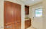 Large deep built in pantry and a separate butler pantry for coffee and spirited drinks located close to both indoor and outdoor eating and entertaining