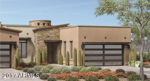 Cabrillo Villa Rendering - garage is actually side entry