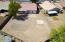 Large backyard