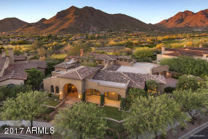 10248 E Mountain Spring Road, Scottsdale, AZ 85255