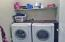 Bosch Washer/Dryer Conveys! Shelving