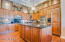 This Kitchen is nothing short of Amazing with Dual Islands that both have sinks!!