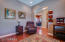 Beautiful Hardwood Floors span from the front entry throughout all the Living Spaces