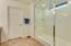 Master Bath- Beautiful rain shower