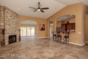 All new flooring, baseboards, F/P finish, fans, pass-through, etc.