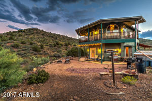 3545 N COPPER CANYON Road, Globe, AZ 85501