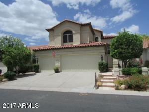 Low Traffic location on a quiet street, on the AZ Grand golf course w/ heated pools, spas, walking paths! Live in a Resort!